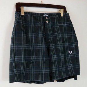 PEARL IZUMI Womens SEL Escape Half Print Shorts